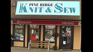 Pine Ridge Knit & Sew