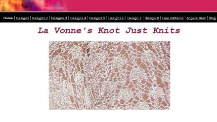 Knot Just Knits