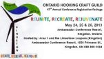 Ontario Hooking Craft Guild's 47th Annual Conference and Show