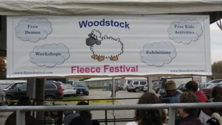 Woodstock Fleece Festival