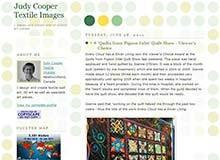 Judy Cooper - Textile Images