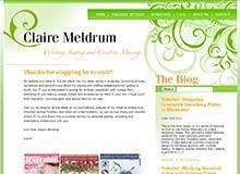 Claire Meldrum - writing, sewing and creative musings