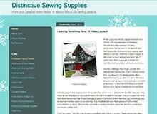 Catherine Goetz - Distinctive Sewing Supplies