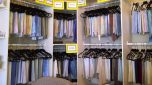 We carry over 400 fabrics in stock!