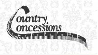 Country Concessions